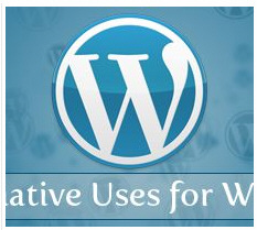 10alternativeusesforwordpress