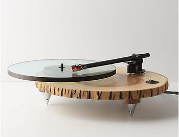 Barky – A tree turned into a turntable