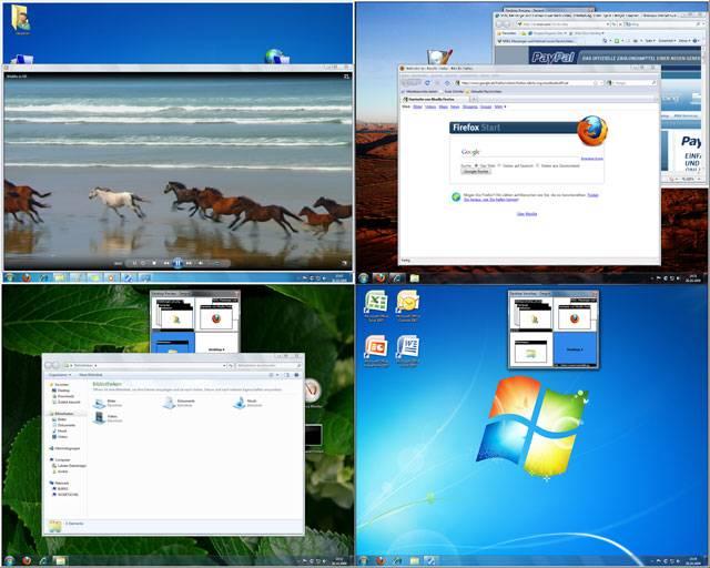 Dexpot – Virtual desktop software plus more
