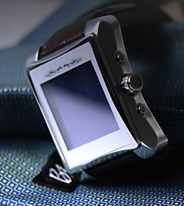 Suave Cell Phone Watch – Stylish and still contactable
