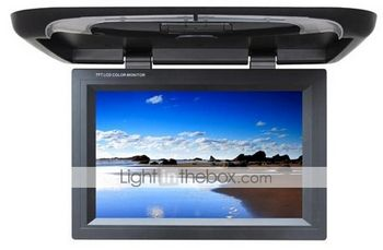 22inchflipdowncarmonitorplayer 22 Inch Flip Down Car Monitor Player   Home theatre on the way home