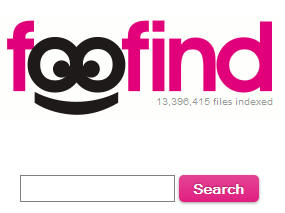 foofind1 FooFind   the mega media file finder