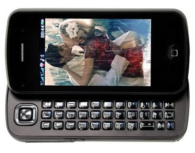 Tripoli Wifi Quadband Phone – Slidey TV phone with a real keyboard