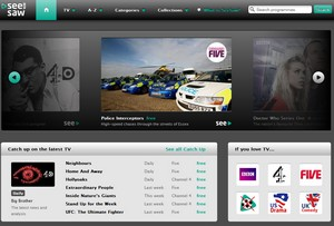seesaw small SeeSaw   Brit Hulu offers up some tasty TV