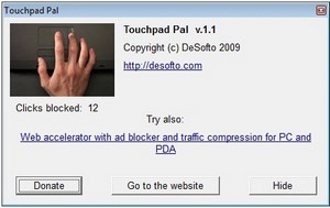 Touchpadpal