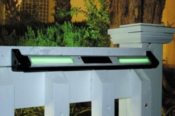 Slim Accent Solar Lights – Simple all-weather lights will brighten you night