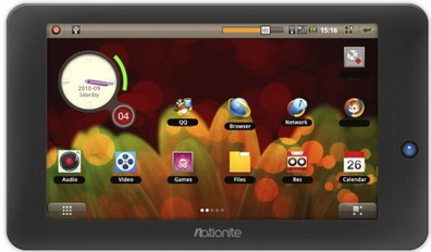 nationiterocktabtablet small Nationite Rocktab 7 Android Tablet   super cheap tablet features some upmarket style