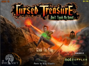 cursedtreasuregame small Cursed Treasure   tower defence gets the awesome