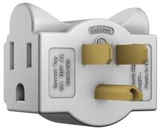 Hug–A-Plug – a safer plug that frees up space