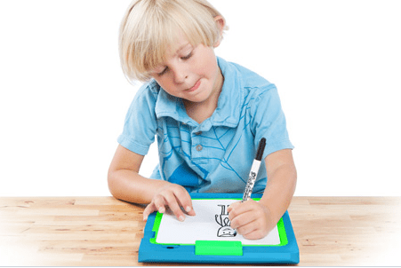LightBoard turns your iPad into a children's drawing toy