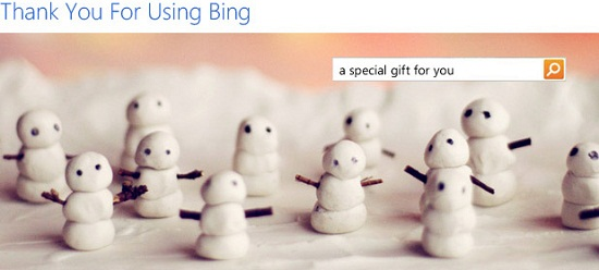 Free music from Bing