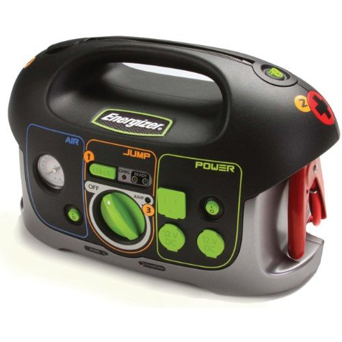 Energizer All-In-One Jump-Start System