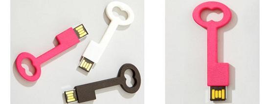 Skeleton Key Flash Drives