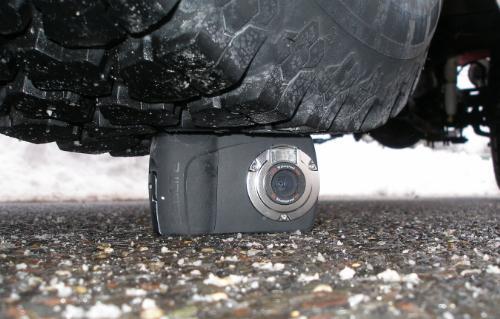 SeaLife Mini II Digital Camera can take a beating