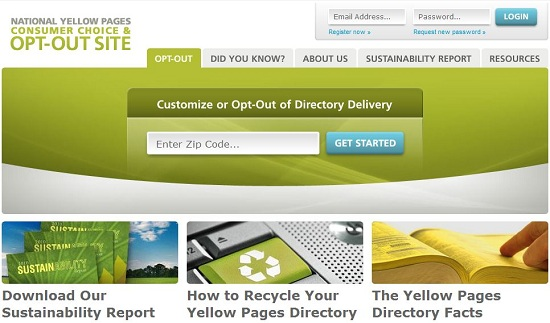 Yellow Pages finally makes opting-out an easy task