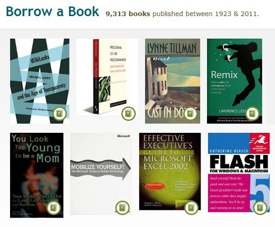 Libraries are collaborating to let you borrow eBooks, just like real ones