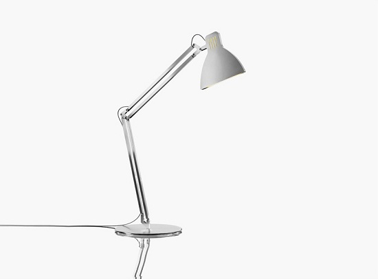 Looksoflat Lamp is quite aptly named