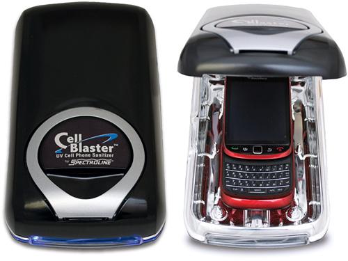 cellblaster CellBlaster UV Cell Phone Sanitizer