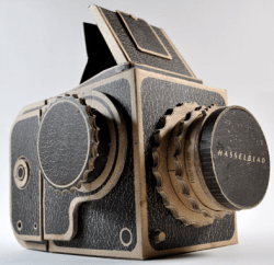 DIY 35mm Pinhole Hasselblad Camera – download and make your own awesome camera