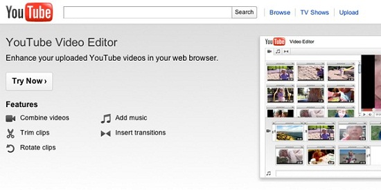 YouTube updates their free video editor with a slew of new features