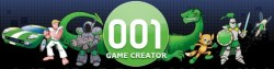 001 Game Creator – freeware turns you into an ace game maker