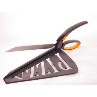 Cut perfect slices with the Pizza Scissors & Spatula