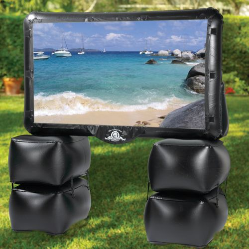 Outdoor Inflatable Theater