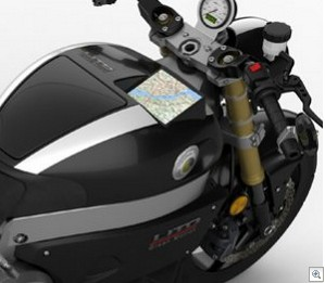 litosora2 thumb Lito Sora   the ultimate electric motorbike