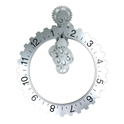 Invotis Wall Gear Clock