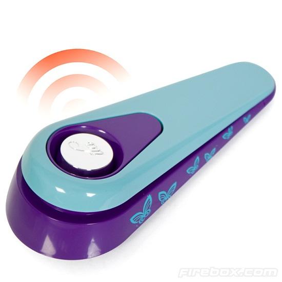 Ila Portable Door Alarm Wedge
