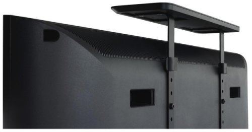 ScreenDeck adds a little storage space above your LCD TV