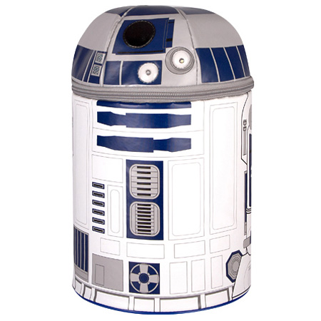 R2-D2 Lunch Kit will be the geekiest at the table