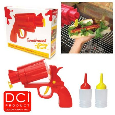 The Condiment Gun – Did I fire five shots of ketchup, or six?