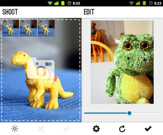 Make stop-motion gifs on your Android device with Gifinator