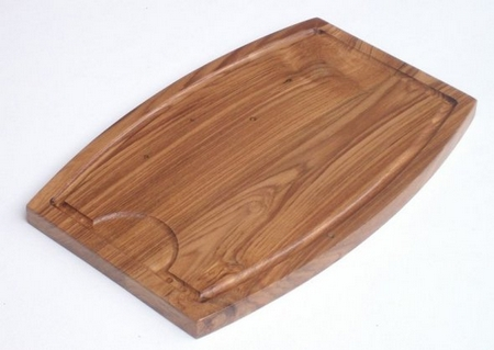 Thai-Pepper's Reclaimed Teak Chopping Board – beauty without harm