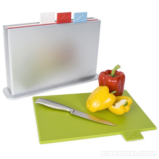 Index Chopping Boards keep cross contamination to a minimum