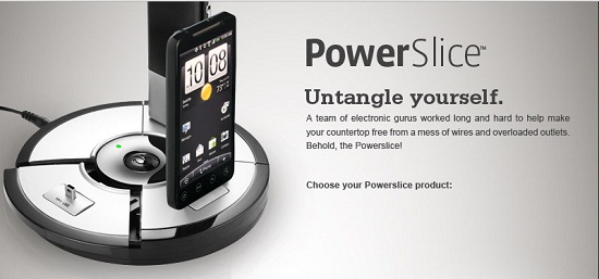 Fuse Powerslice charges all of your gadgets in one place