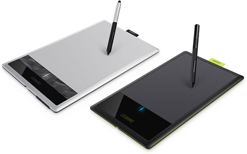 Wacom Giving refreshes their bamboo tablets