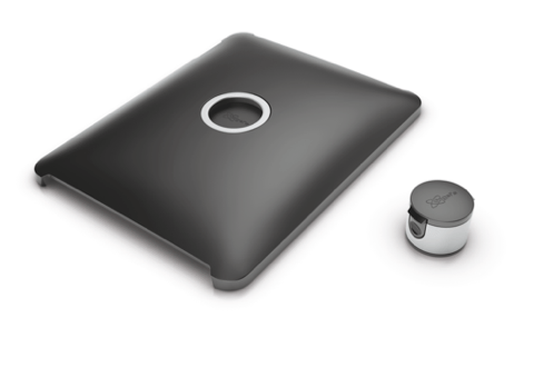 RingO lets you mount your tablet almost anywhere