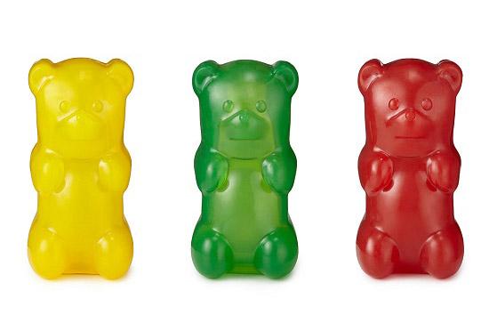 Gummy Bear Lamps provide non-edible lighting