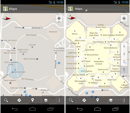 Now use Google Maps to navigate IKEA and the airport