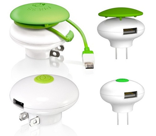 Bracketron's GreenZero Charger puts a stop to wasted electricity