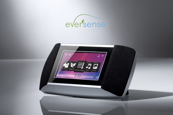 EverSense adjusts your home's temperature when you get close