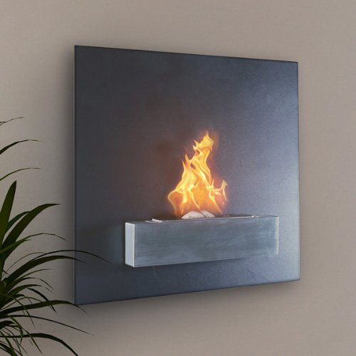 Serafin Wall Mount Fireplace