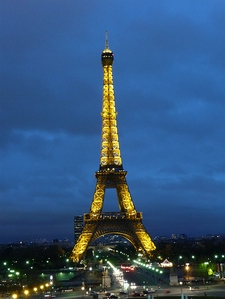 Scrapping the Eiffel Tower?