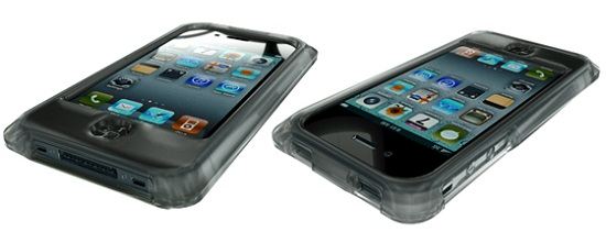 What if your case came with insurance for your phone?