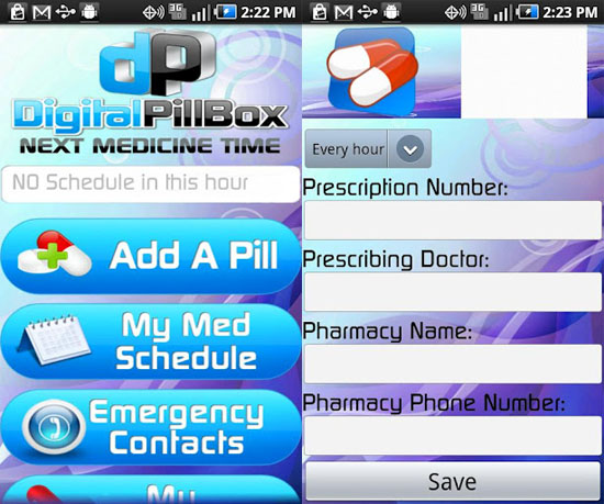 Digital Pillbox helps you keep track of your medication regimen [Daily Freeware]