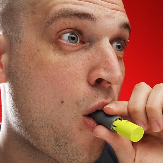 AeroShots give you breathable energy
