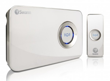 Swann MP3 DJ Doorbell will have you dancing at your doorstep