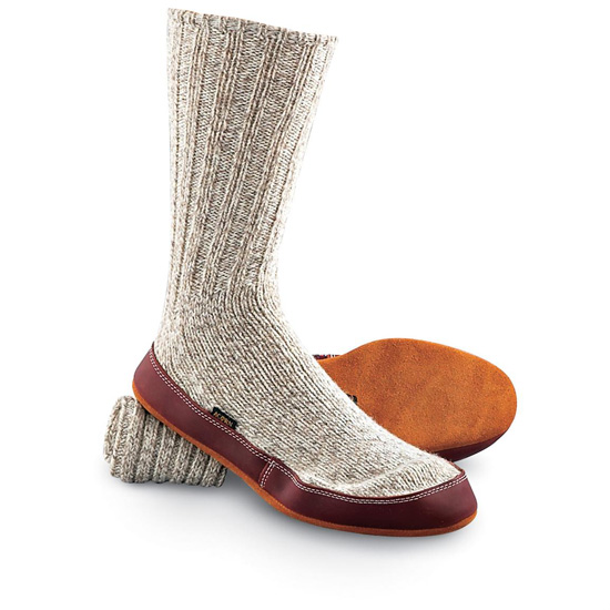 Acorn Slipper Socks mean no more taking your shoes off at the airport